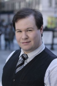 Richard Author headshot
